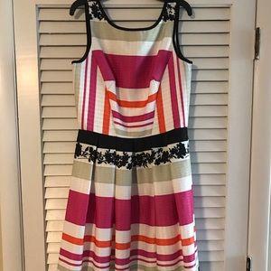 Knee length dress very pretty